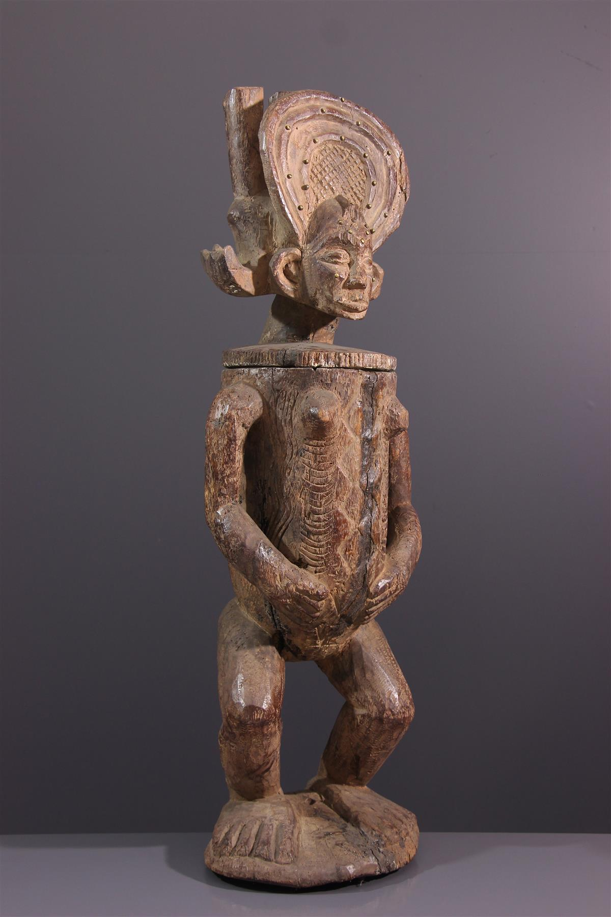 Can Tschokwe - African art