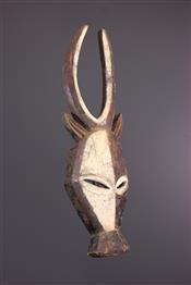 Masque africainKwele Mask