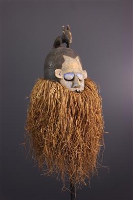 Suku / Zombo Mask