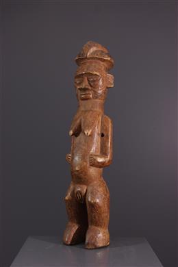 African art - Fertility Fetish Yiteke Yaka/ Suku