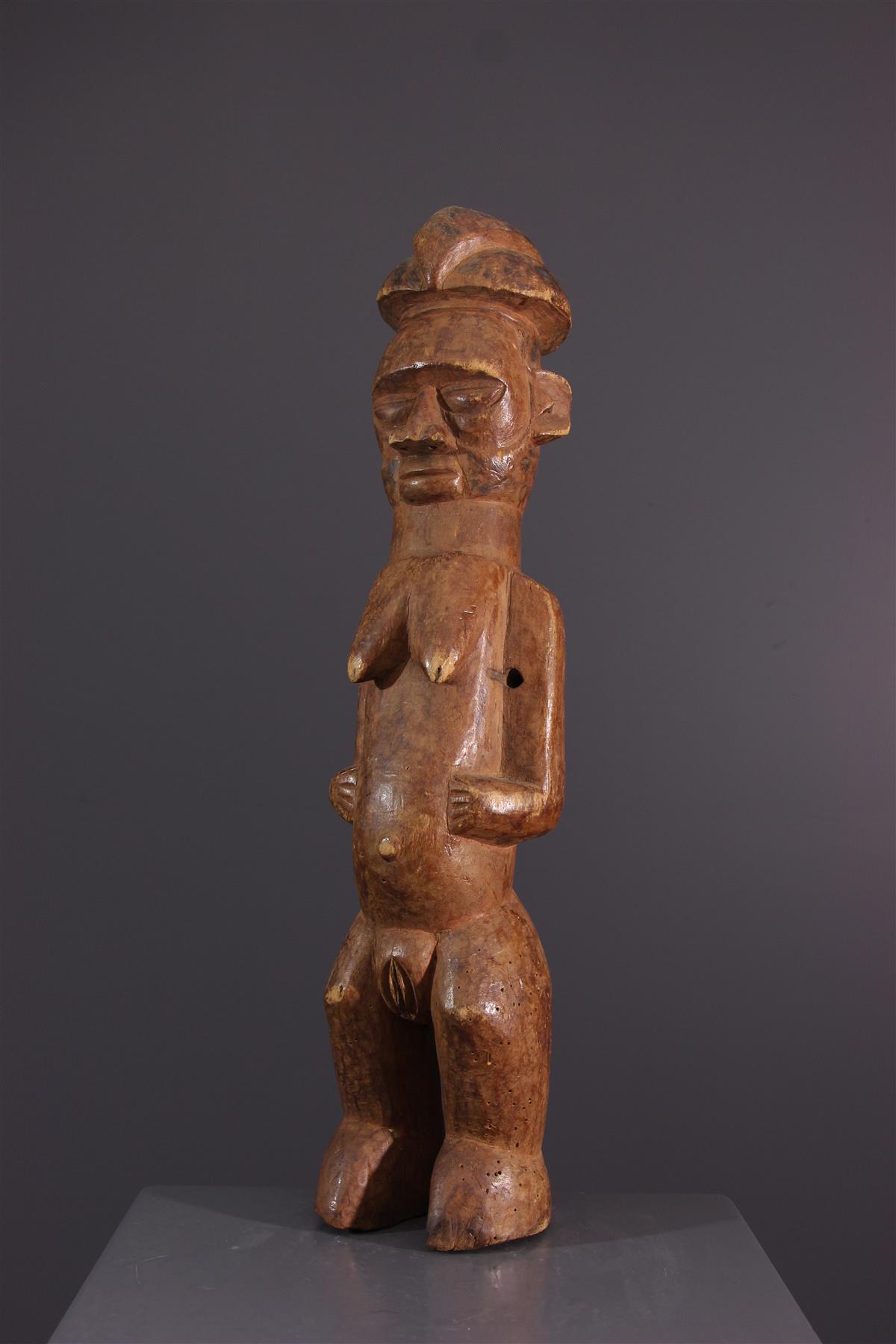 Statuette Yaka - African art