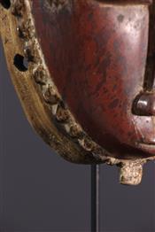 Masque africainYaure Yohoure mask Ivory Coast
