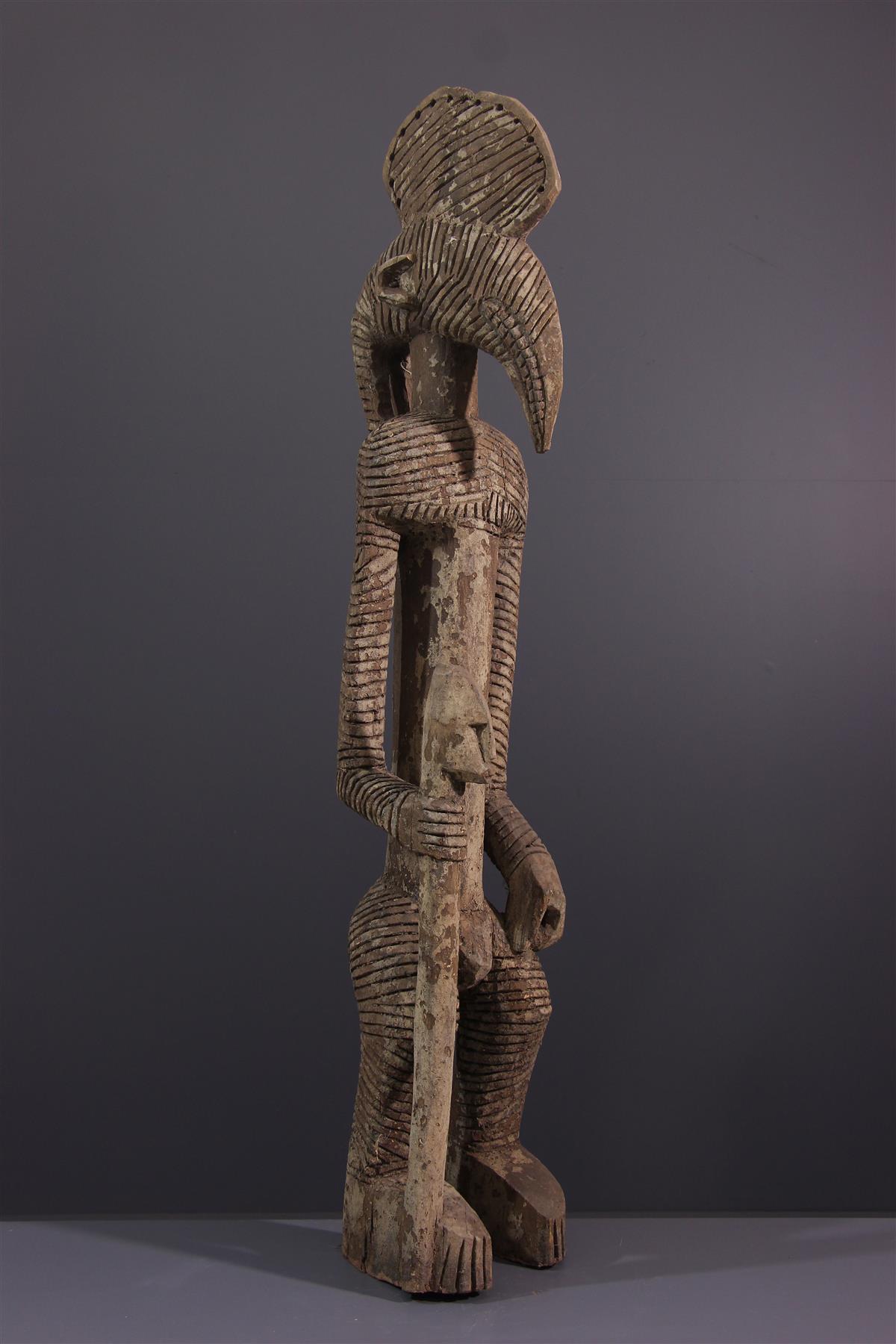 Statue Bobo - African art