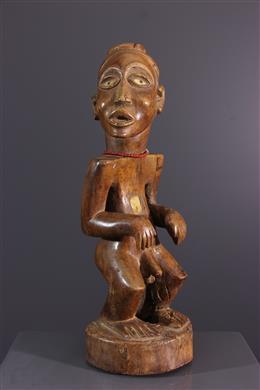 African art - Statuette Nkisi Solongo or Sundi