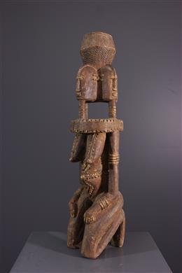 African art - Statuette Dogon Bombou-toro