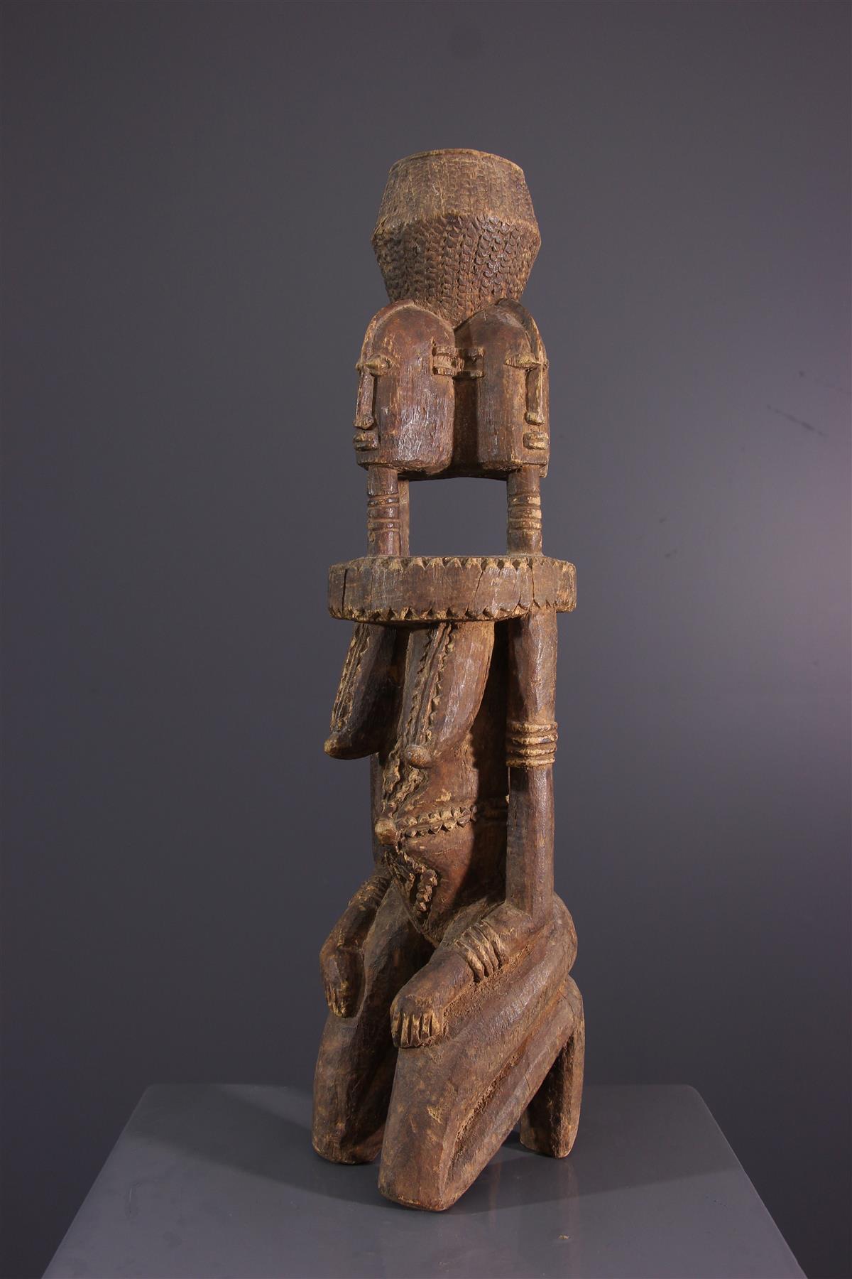Statuette Dogon - African art