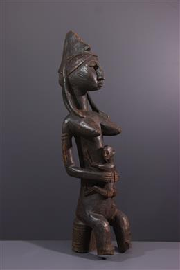 Figure of Queen Bambara