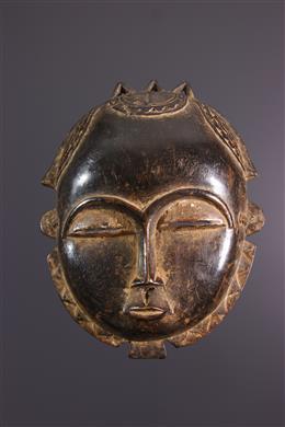 Baoulé Moon Mask /Yohouré