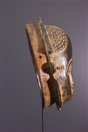 Masque africainBaule Mask
