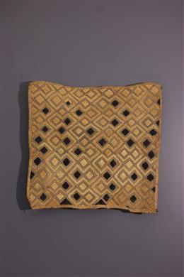 Shoowa Velvet woven panel from Kasai
