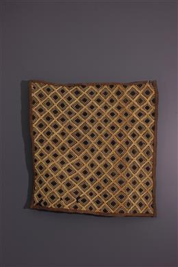 Shoowa woven panel called Kasai velvet