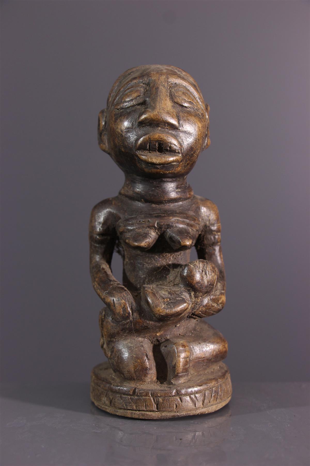 Statuette Pfemba - African art