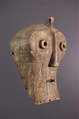 African art - Large Metoko mask