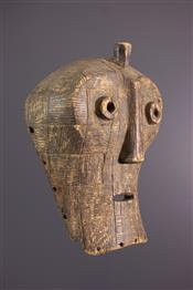 Masque africainMetoko Mask