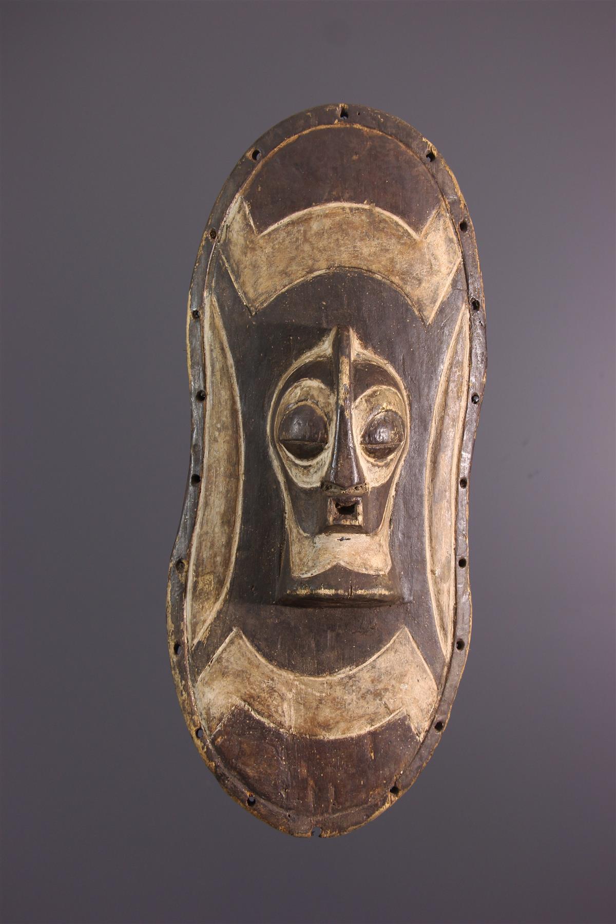 Songye Shield - African art