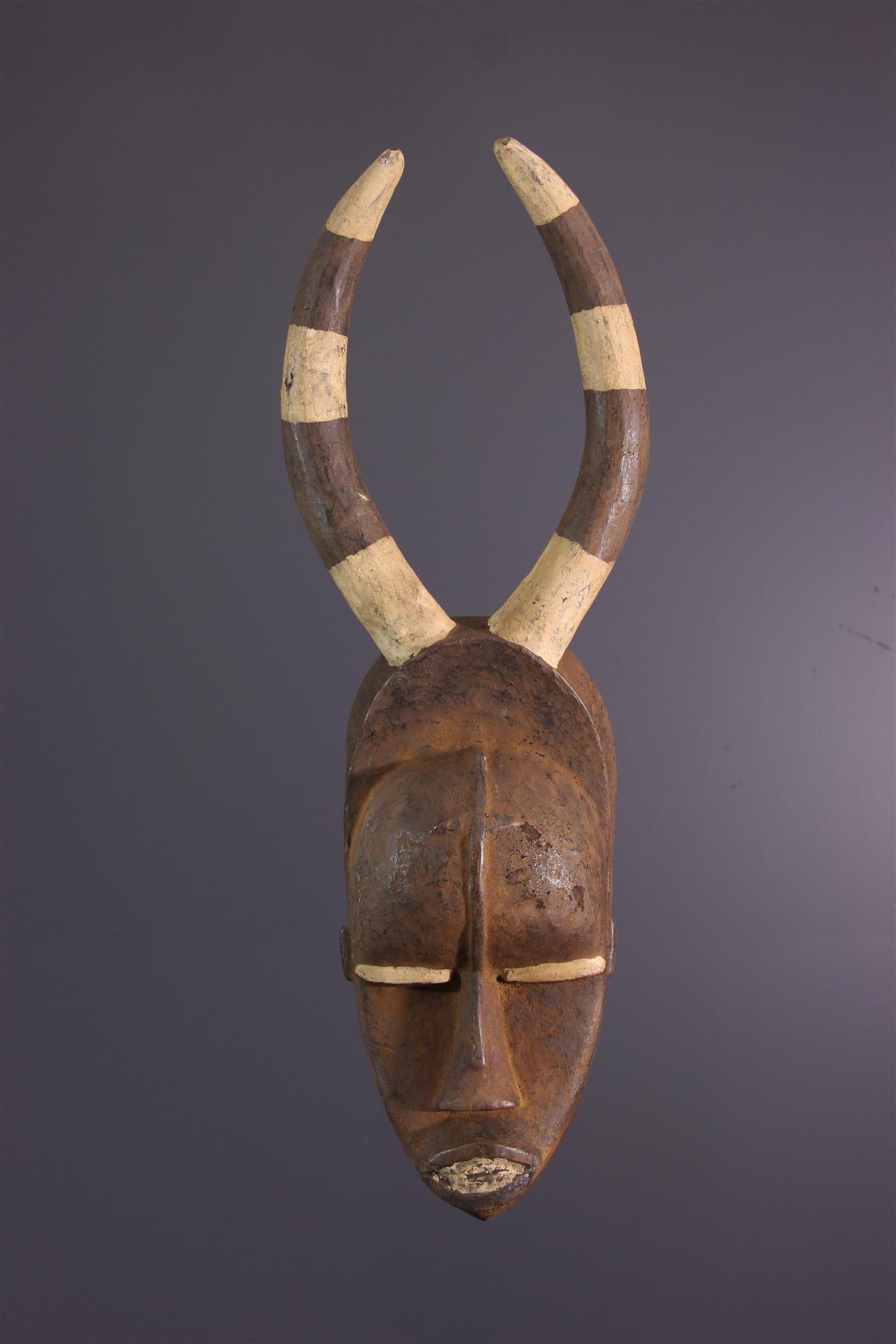Urhobo Mask - African art