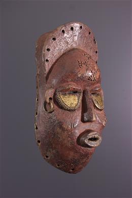 African art - Luvale / Chokwe Mask