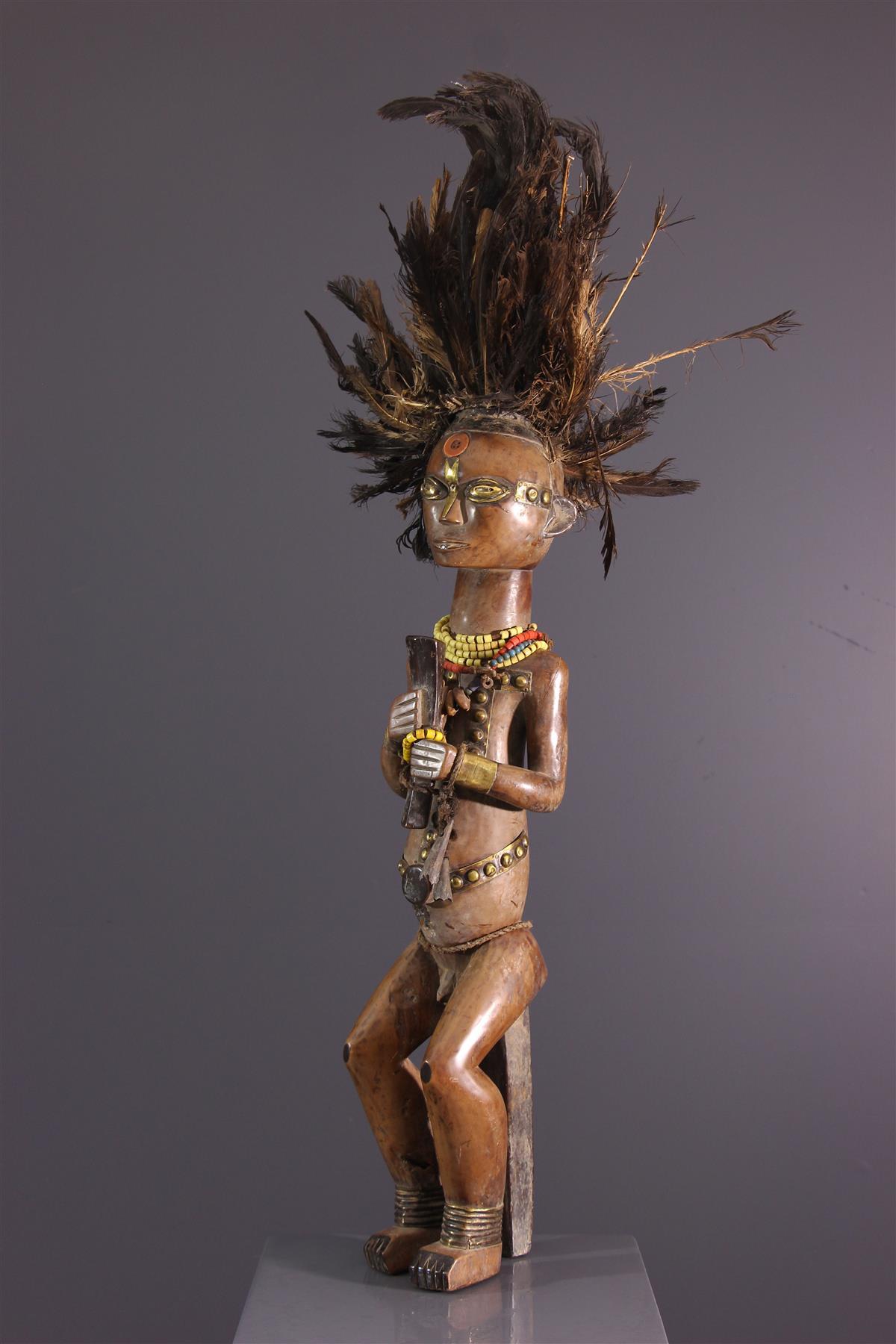 Guardian of the Byeri - African art