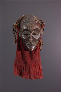 African art - Pwo Chokwe Mask