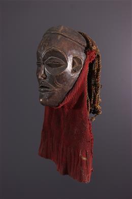 African art - Petit Masque Chokwe Pwo