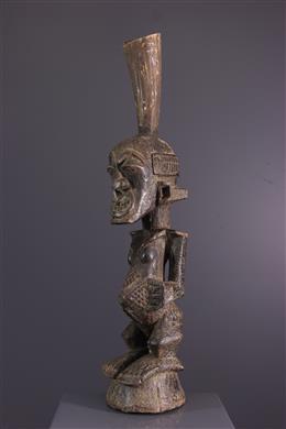 Fetish statue Nkishi of Songye