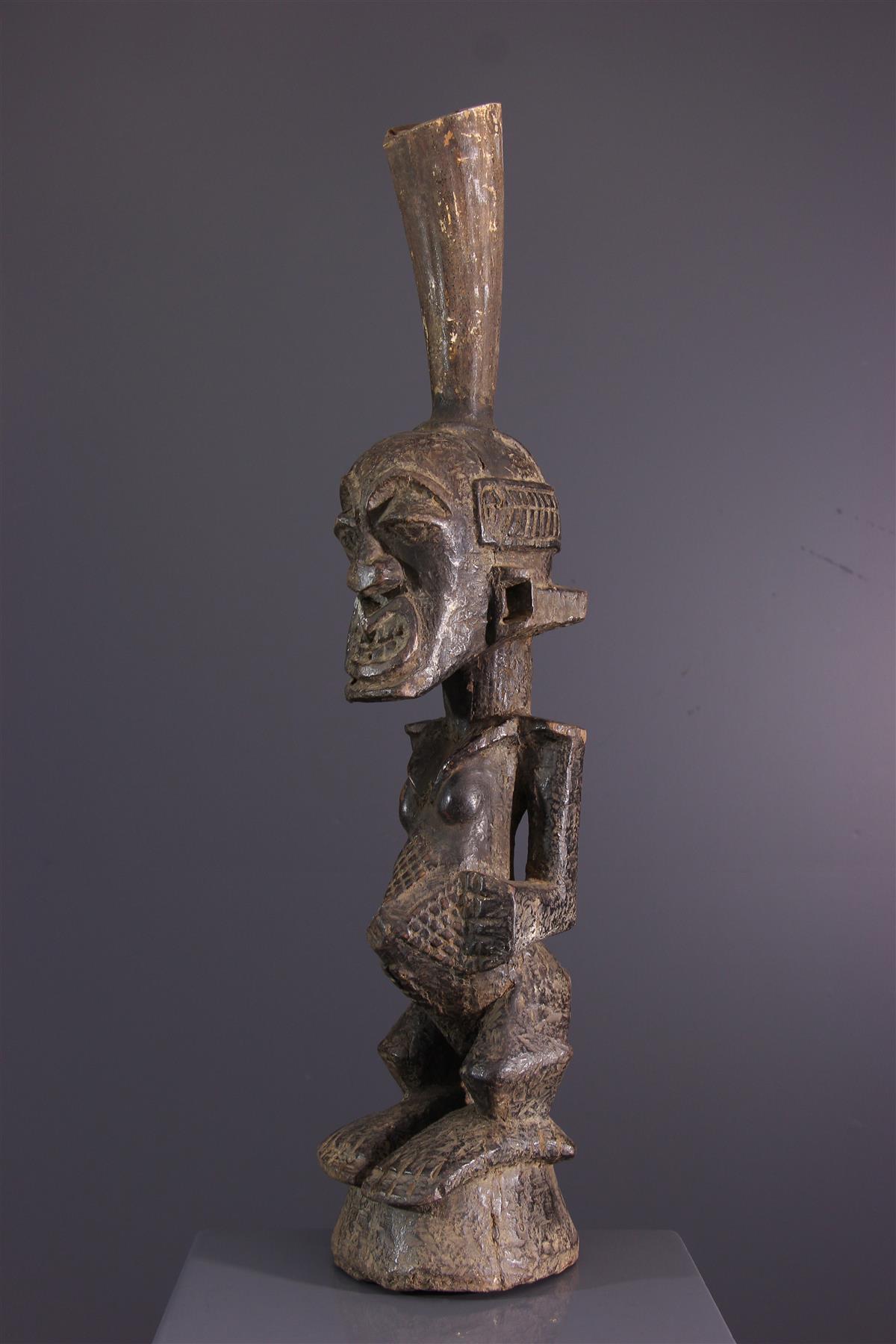 Songye Fetish - African art