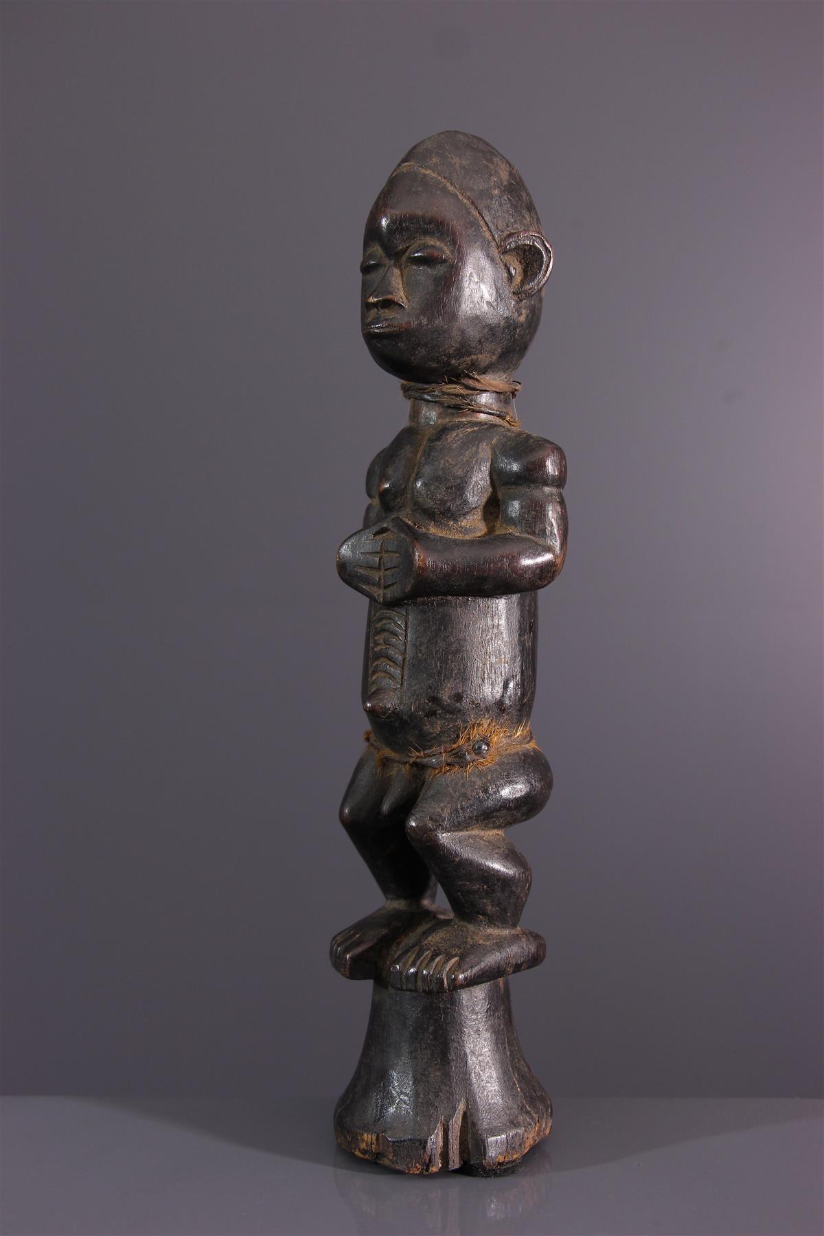 Statuette Bwende - African art