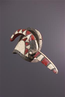 Mossi helmet mask