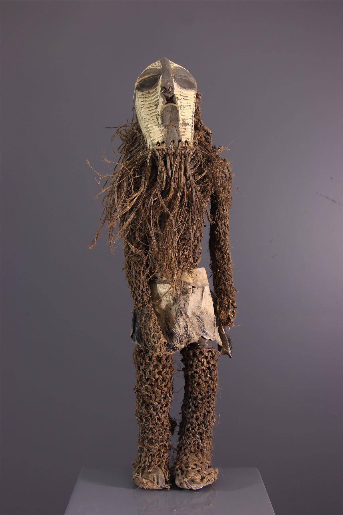 Statue Kifwebe - African art