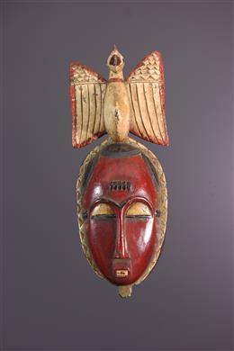 Mask Yaouré, Yohoure, Lomane