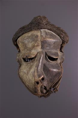 African art - Pende Mbangu Mask