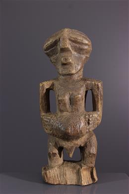 African art - Statuette Tetela Songye