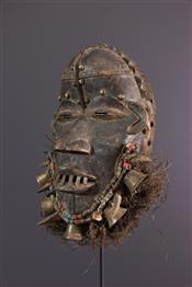 Masque africainWobé Mask