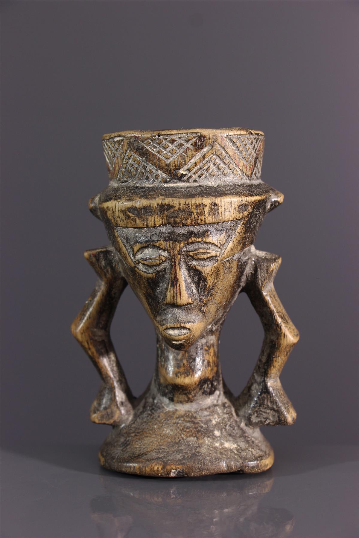 Coupe Cuba - African art