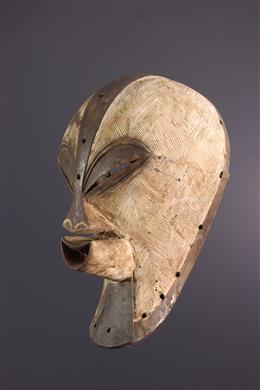Kifwebe kikashi mask of Songye
