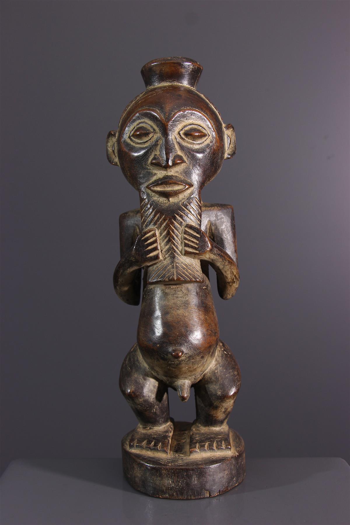 Statuette Kusu - African art