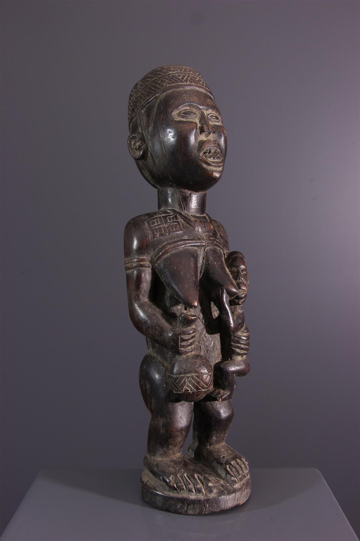 Pfemba Maternity - African art