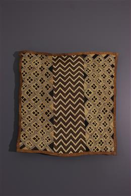 African art - Kuba Shoowa Velvet from Kasai