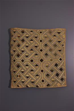 African art - Kuba Shoowa Velvet from Kasai