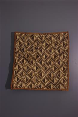 African art - Kasai Kuba Shoowa woven panel