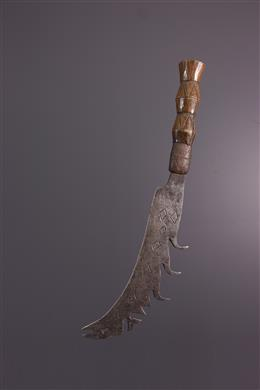 Sickle Knife Byongi Ekonda, Konda