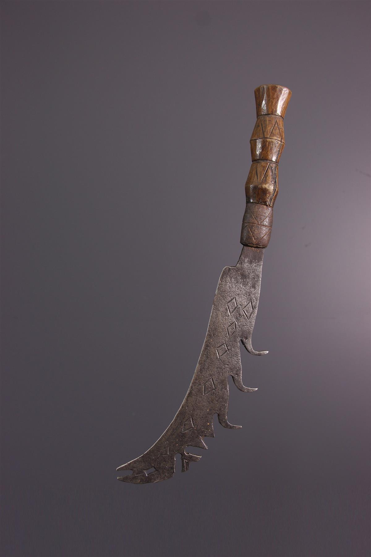 Konda Knife - African art
