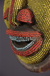 Masque africainBamoun Mask