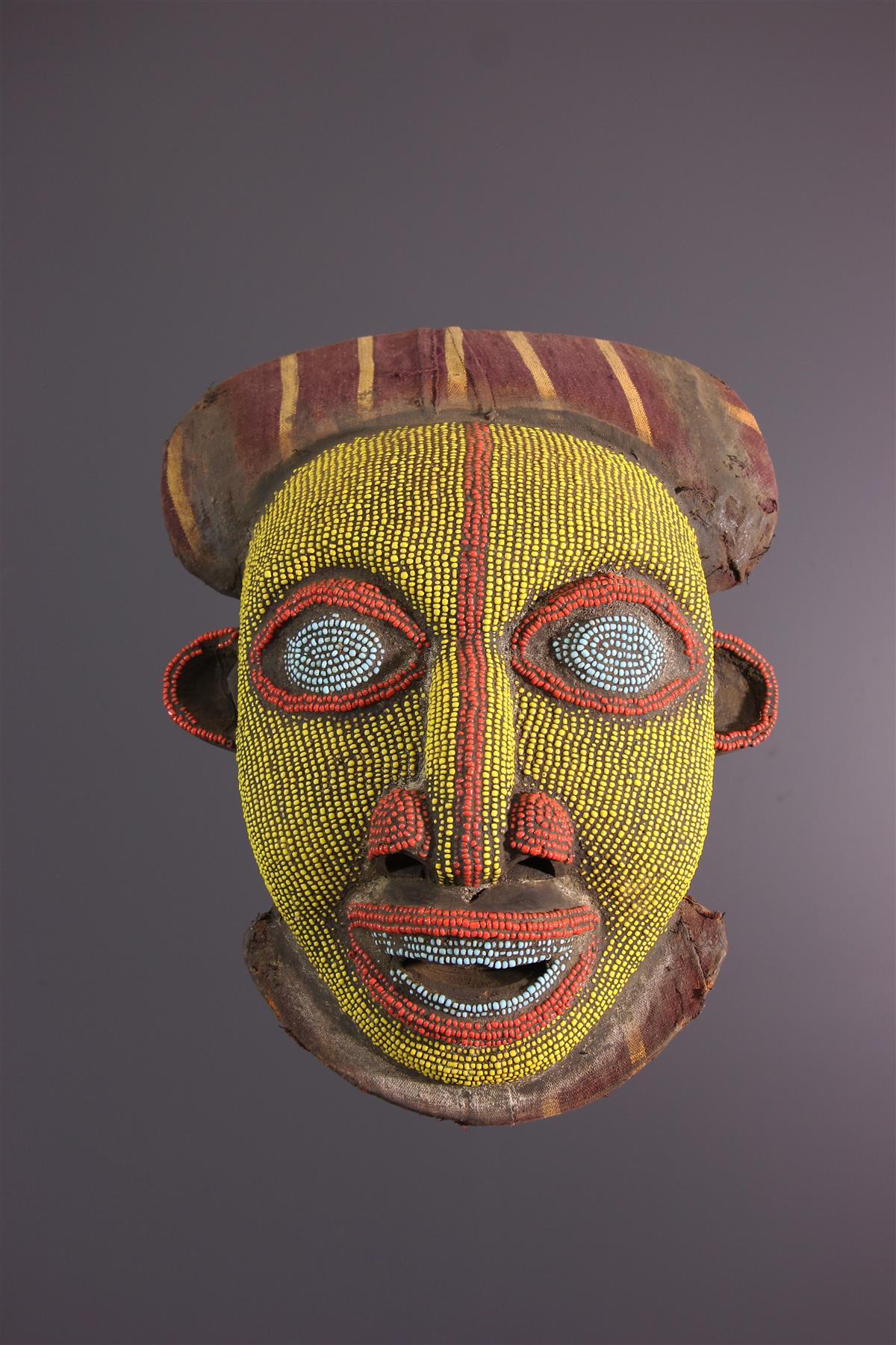Bamoun Mask - African art