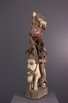 Yoruba rider figure