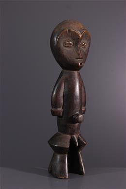 African art - Figure Iginga du Bwami Lega/Zimba