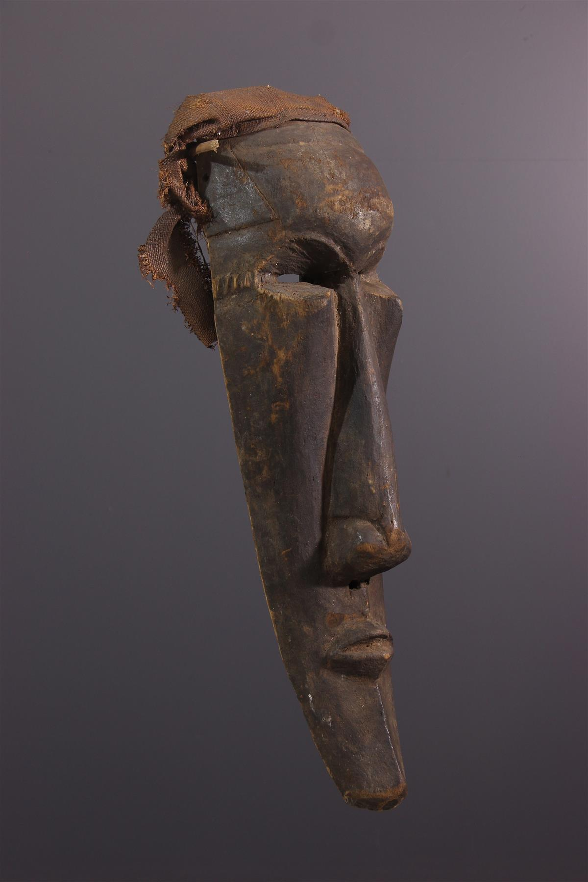 Ngeende Mask - African art