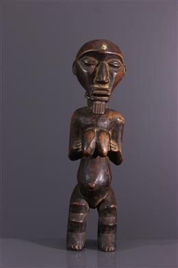 Suku fetish statuette