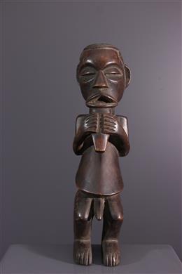 Suku fetish statue