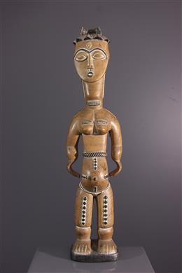 Statue Agnie /Attye Ivory Coast